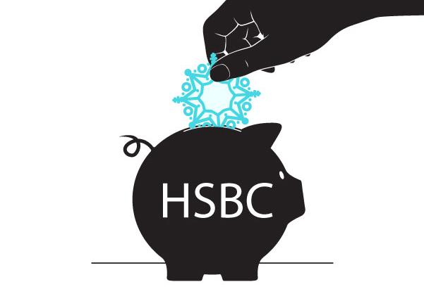 Christmas Came Early for HSBC | David Hall: mostly Hong Kong